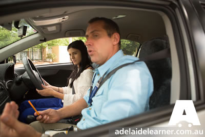 Driving Schools Adelaide Space Cushion