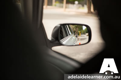 Learn safe driving strategies