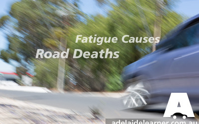 The Dangers Of Driver Fatigue