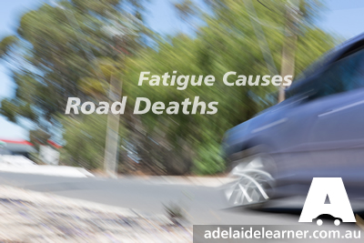 dangers of driver fatigue