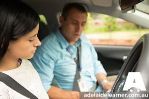 sixteen learn to drive