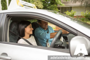 Finding good driving instructor system car control