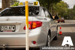 Learning to drive adelaide